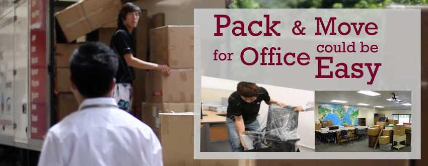 Pack & Move for Office could be Easy